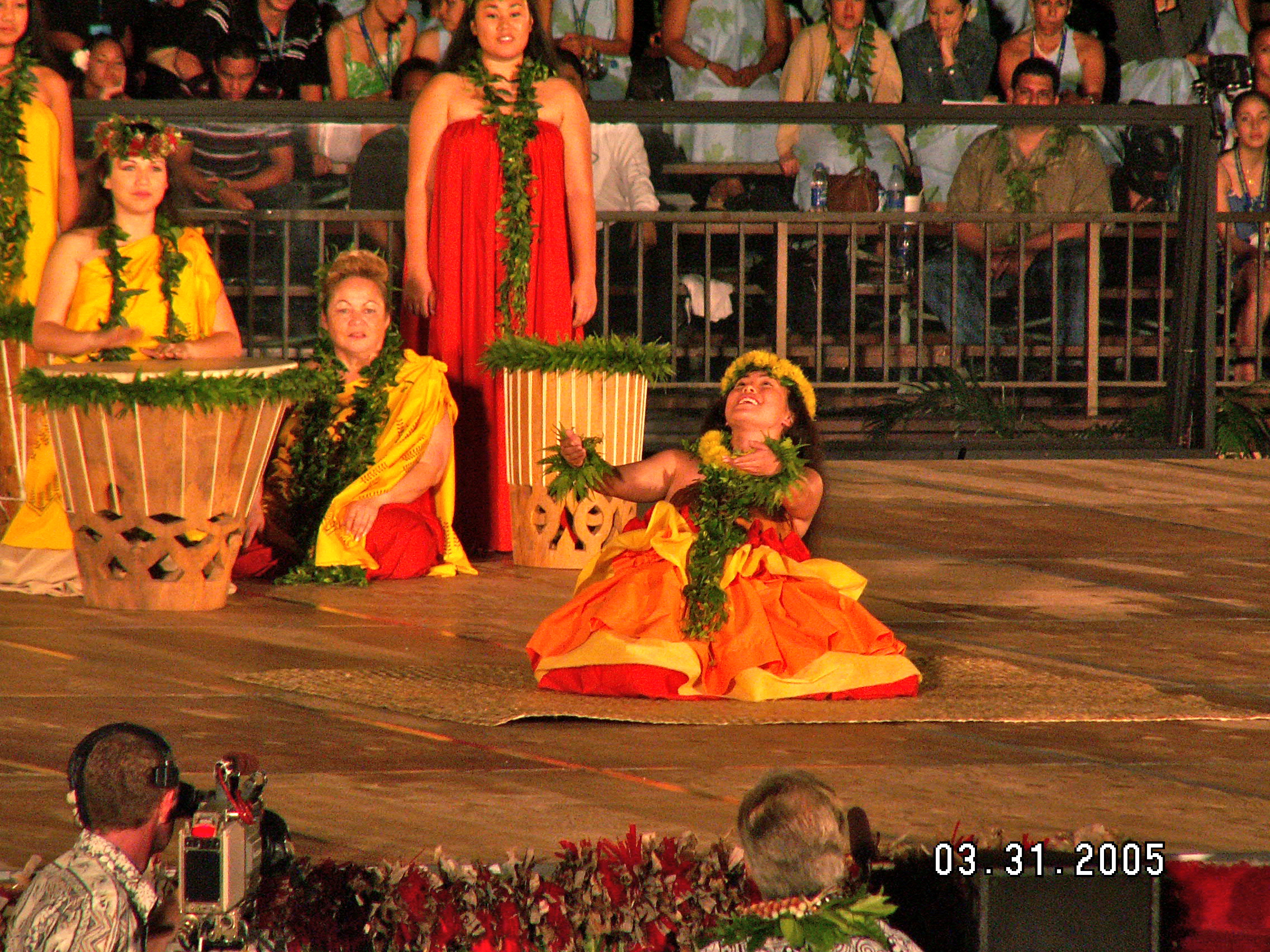 Welcome reel: photos over the years capturing various moments of our halau journey.
