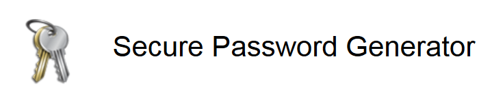 assists you with creating safe, secure unique passwords