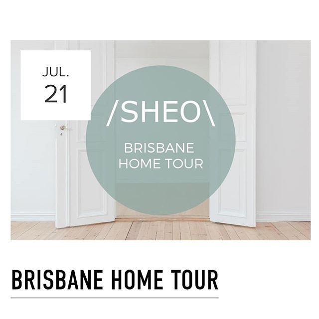 BRISBANE HOME TOUR // 21 JULY // 10-12.30pm // What's better than seeing Insta photos of interesting homes? Seeing inside them for yourself! And having the chance to hear the stories behind the designs direct from the owners/designers! // Tickets are now available for the next Sheo Design Home Tour in Brisbane. Join us on Sunday 21 July for a look inside inspiring homes in the inner leafy suburb of Bardon. 🌳 // It will be a fun, relaxed environment where you can engage with design, gather ideas for your own projects, enjoy a tasty lunch and meet others! ------ // You'll see THE UPCYCLED HOME - a 50s brick and tile bungalow that's been creatively renovated using repurposed, recycled and second-hand materials. The owners' experiences growing up in Europe and working for the United Nations has contributed to shaping a strong core belief to reduce waste and use resources wisely. ----- // You'll also see THE STEEP BLOCK HOME - a new build on a challenging site that had a 9m (!) fall. It was custom designed and built by @kalkahomes in close collaboration with the owners, who work in property development and interior design. The glass-fronted swimming pool is not to be missed! ----- // There may also be a third surprise home! ----- // Included is an opportunity to chat with everyone over a tasty LUNCH, plus a GIFT BAG with items from like-minded brands (including delicious @maydetea) // TICKETS & FURTHER INFO AVAILABLE VIA LINK IN BIO ----- // Big thanks to Alessia, David, Nada, Antwan, @blokdesignco, @kalkahomes,  Giraffe Draft, Andy Ryan, @maydetea and @thedirtcompany for your involvement!