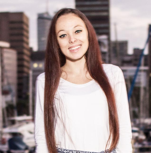 ANASTACIA - Admin - Client Interface & Team Co Ordinator • AKA The Nutter, Hadeda CommunicatorKeeps our clients satisfied whilst steering us to our next task in her own special nutty way