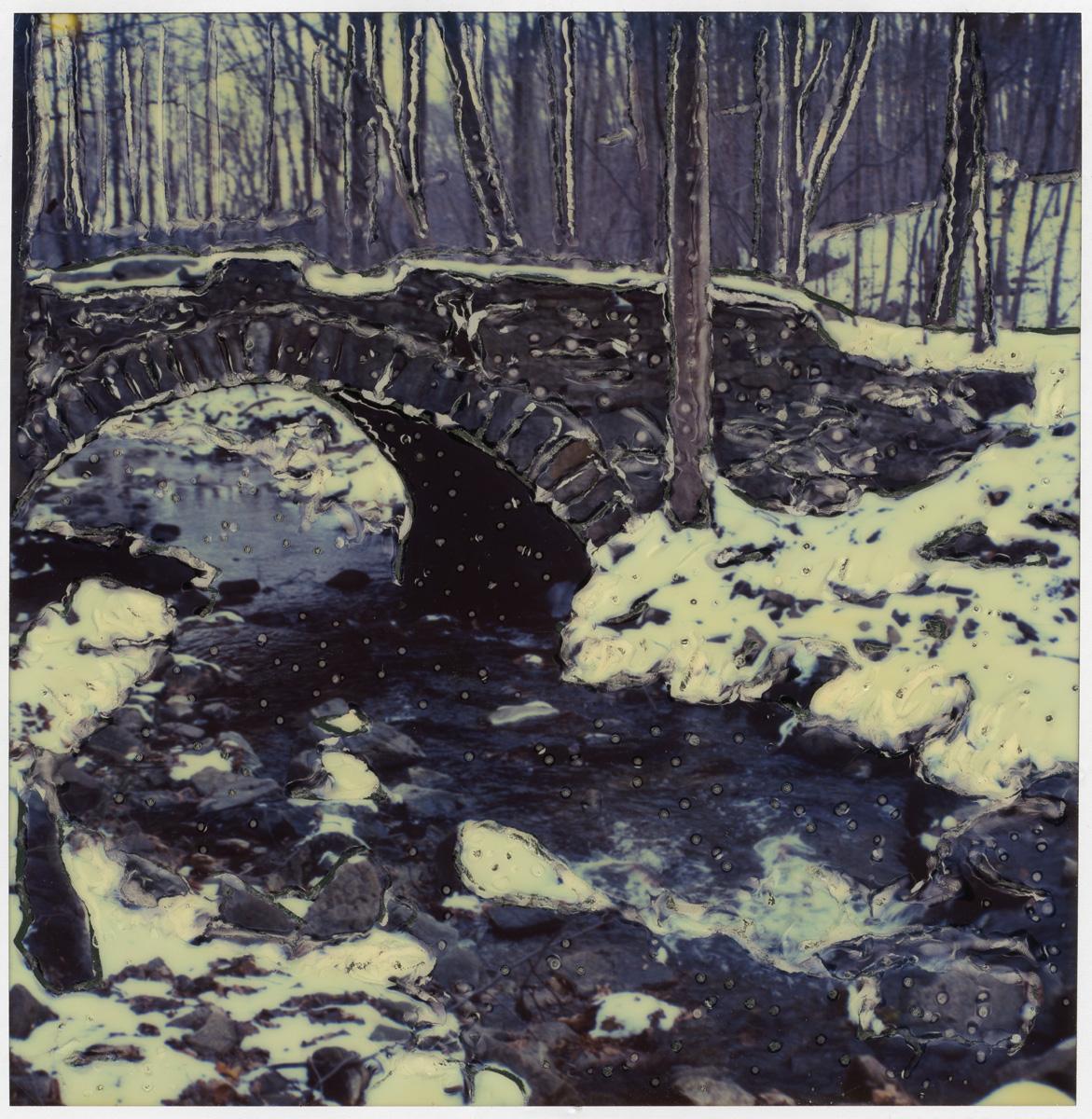 """Arthur Rosato """"Snowy Bridge"""""""