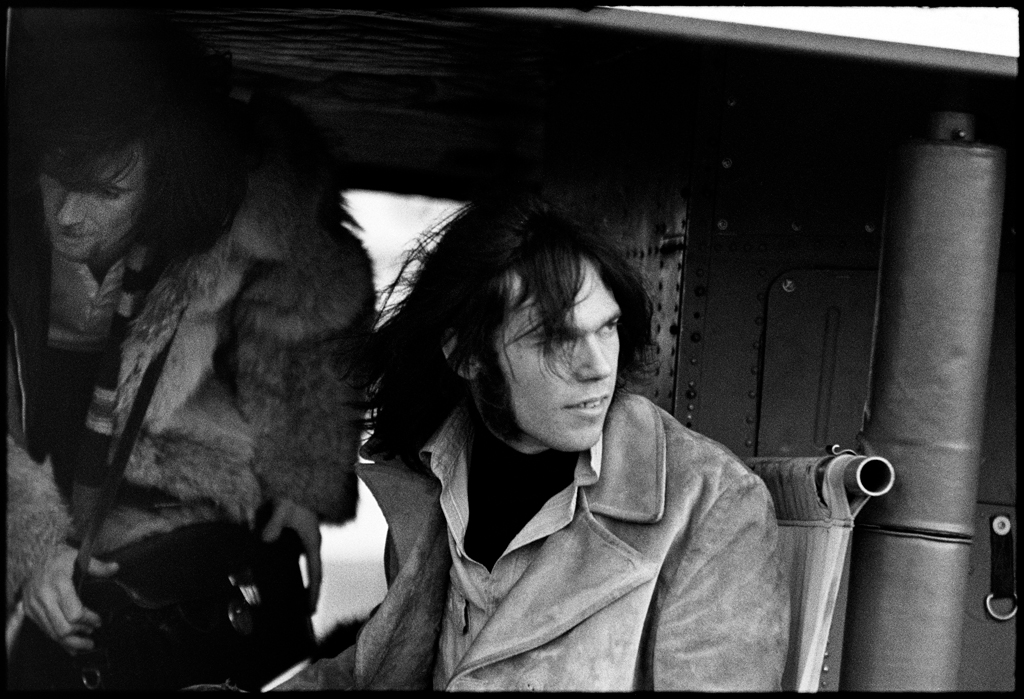 "Arthur Rosato ""Neil Young and Graham Nash"""