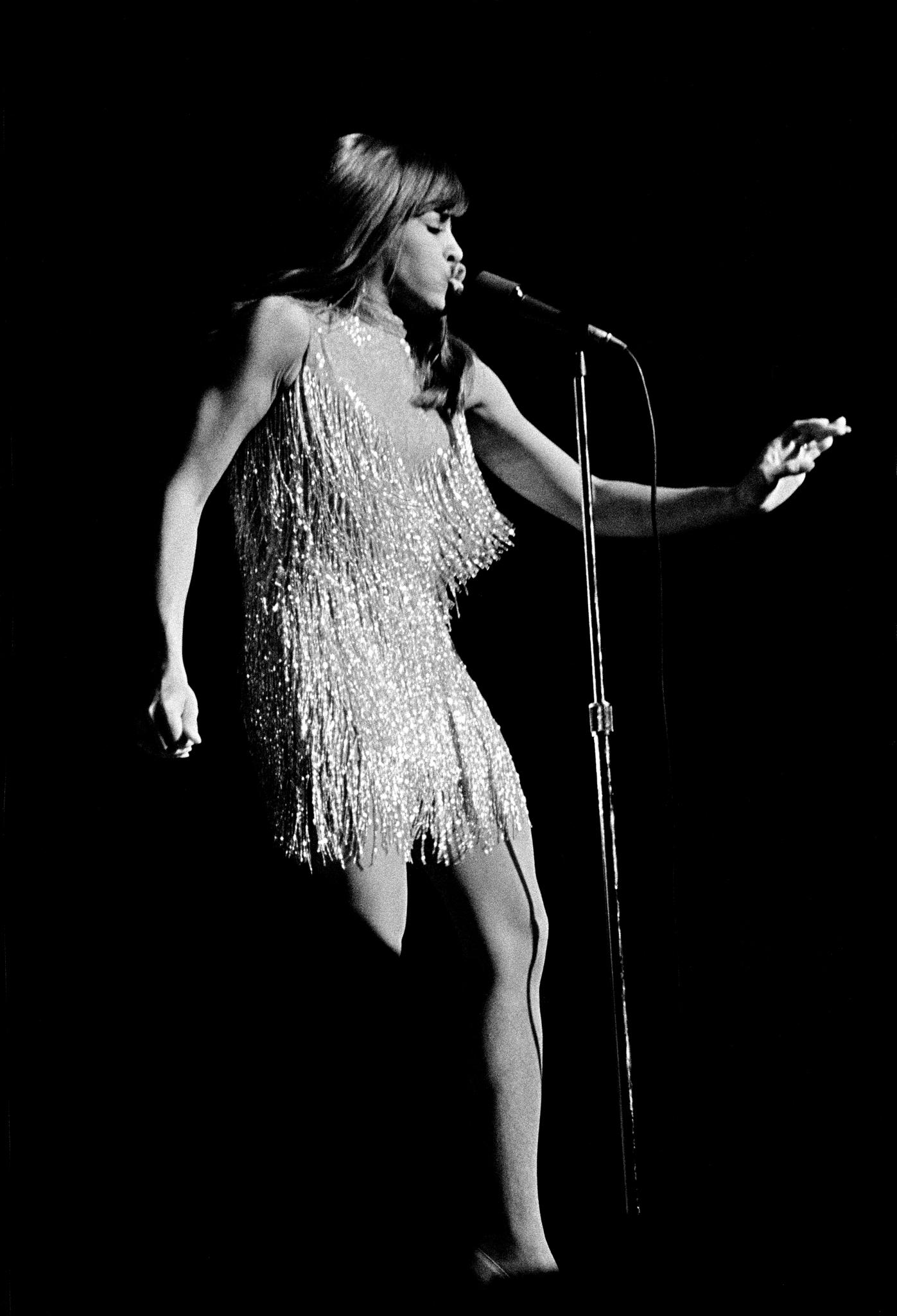 "Arthur Rosato ""Tina Turner"""