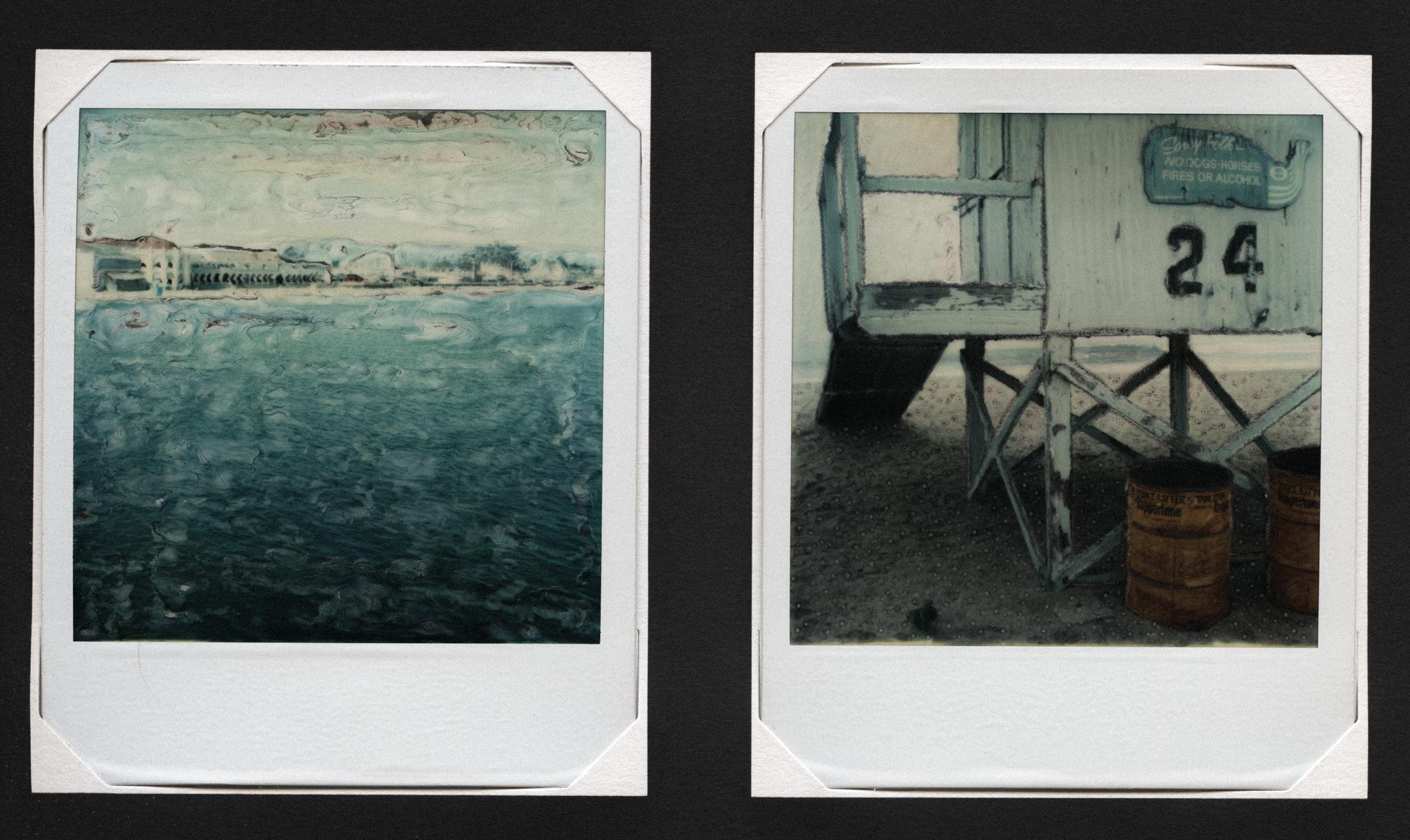 Original Polaroids by Arthur Rosato