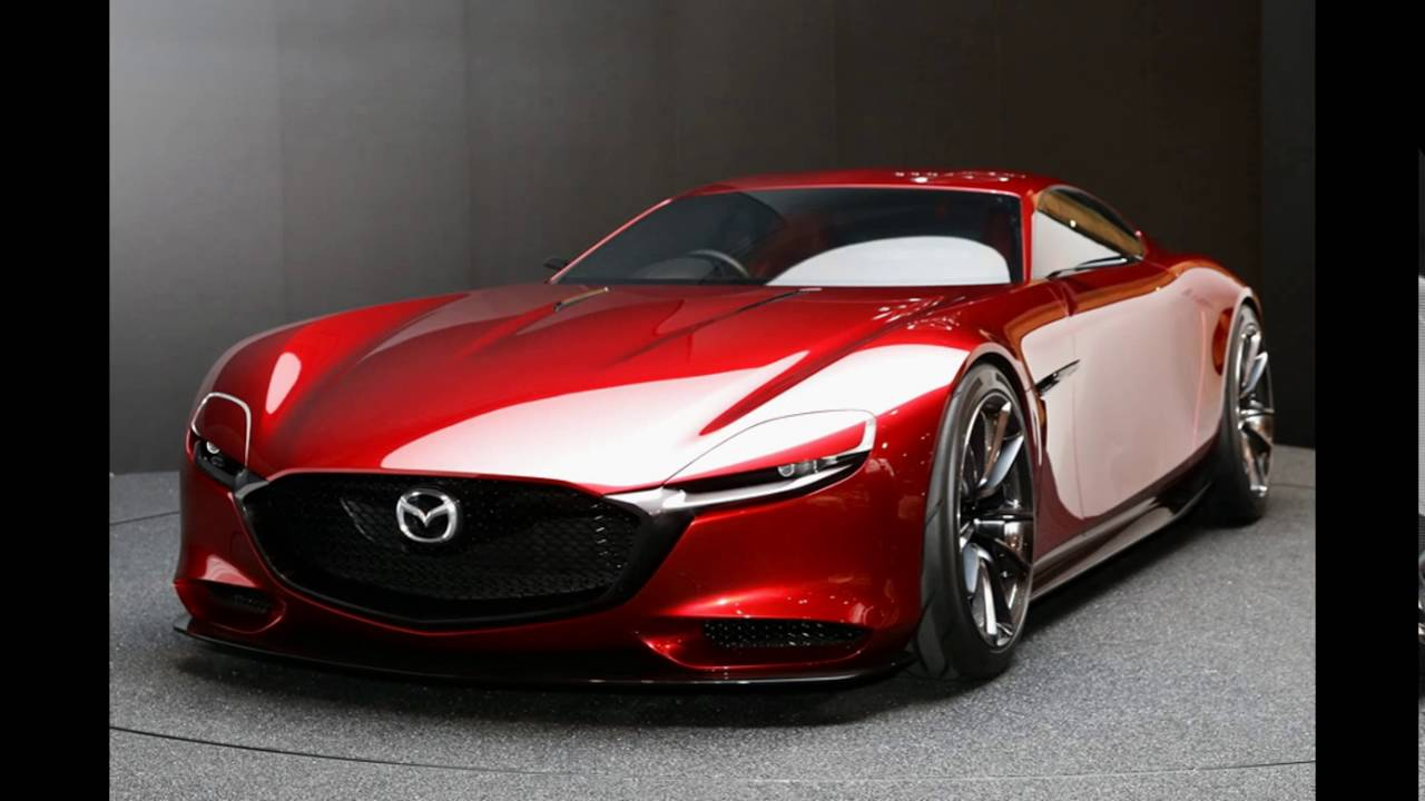 ©Mazda - May be the prettiest car on the list...What do you think?