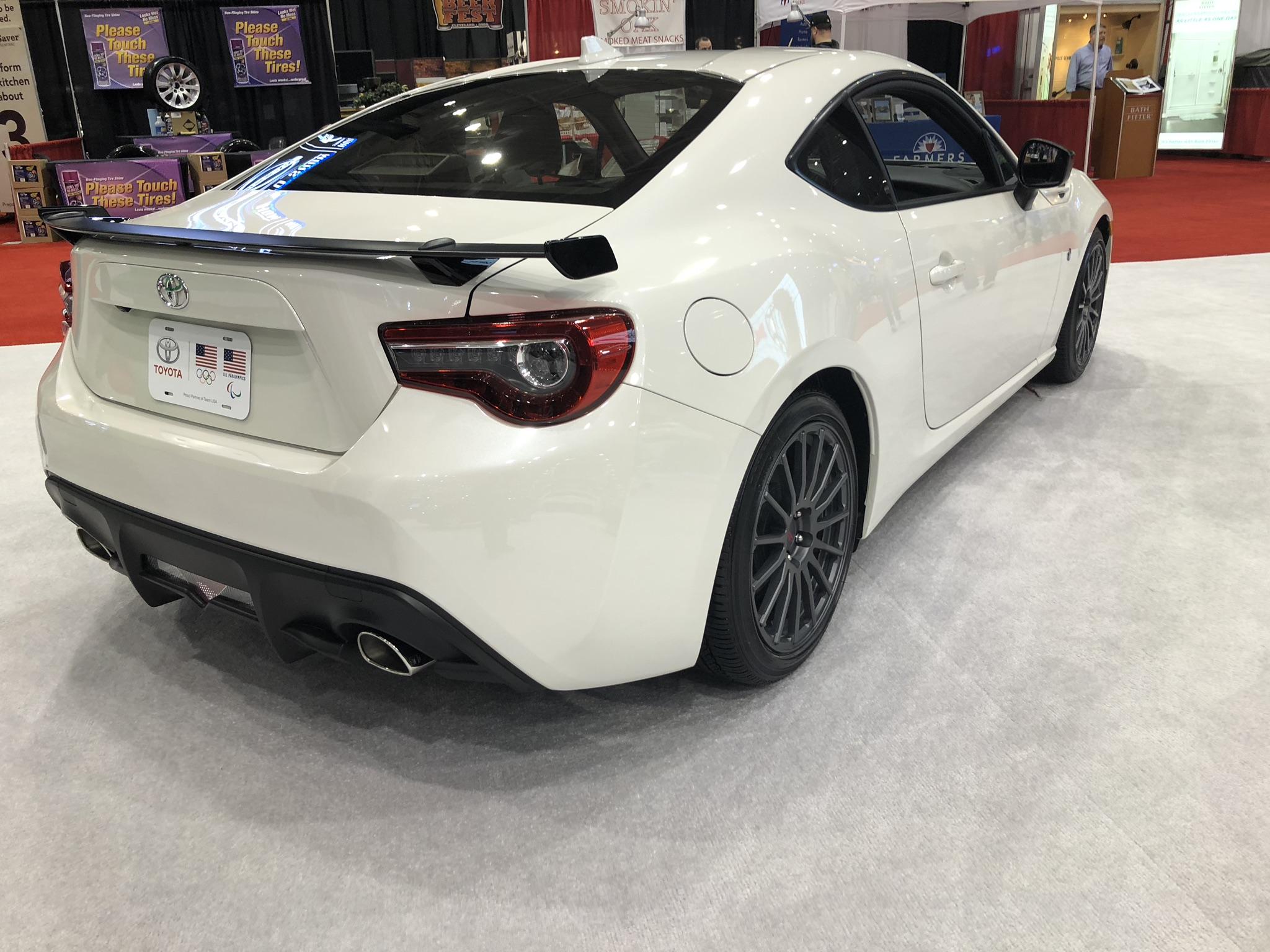 Toyota 86 Ass