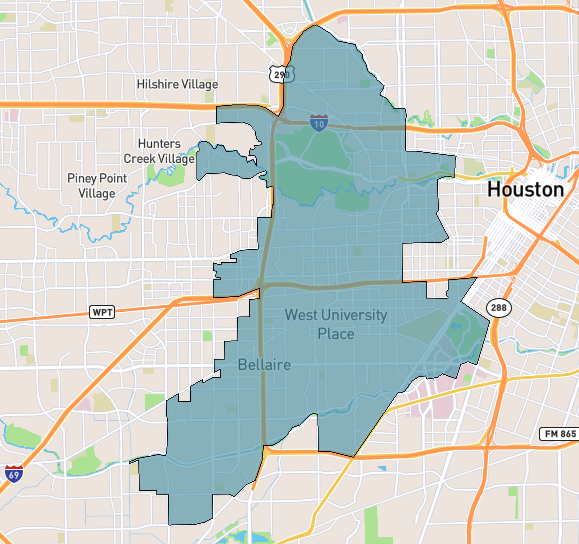 Texas House District 134