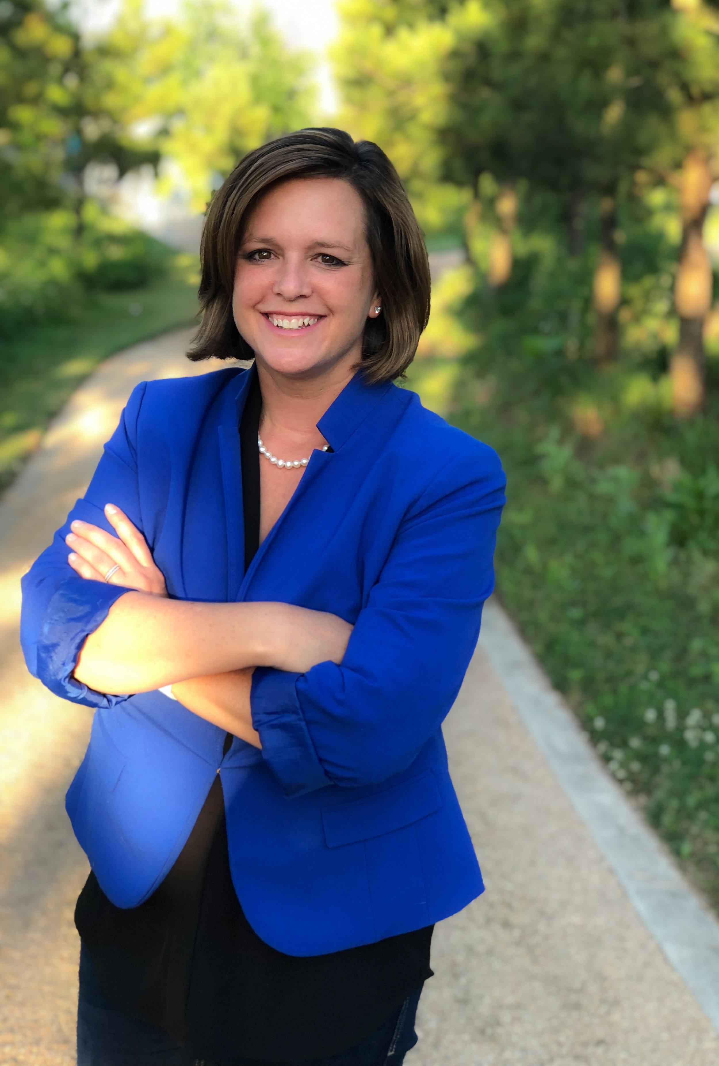 Ann Johnson will fight for a stronger Texas.