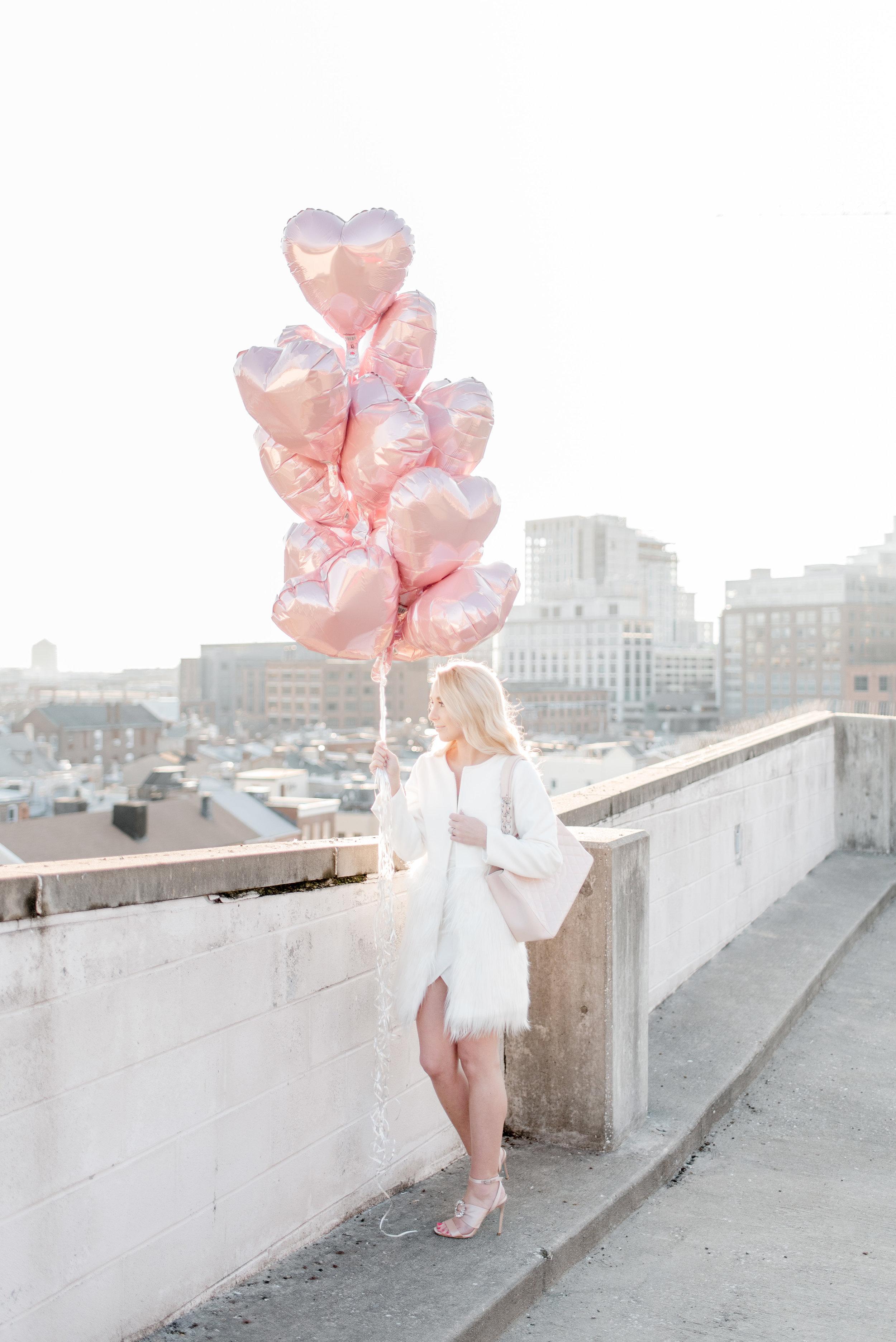 Valentine's Day styled shoot