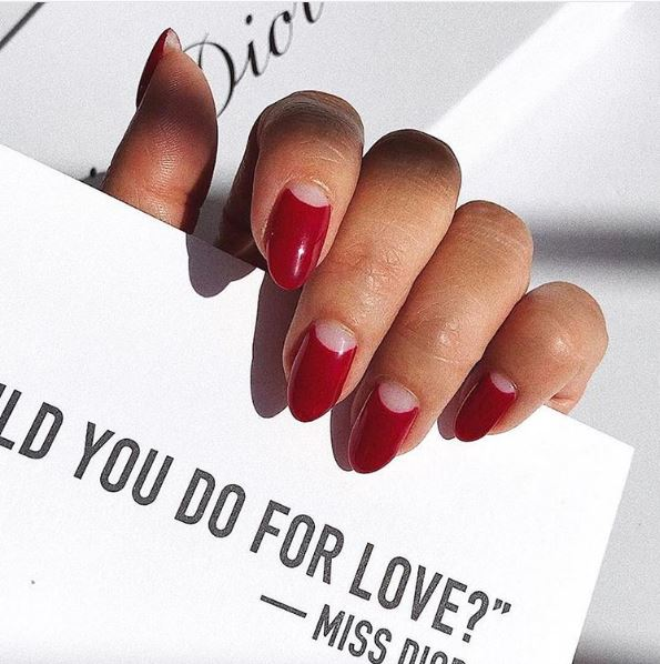 vday nail inspiration