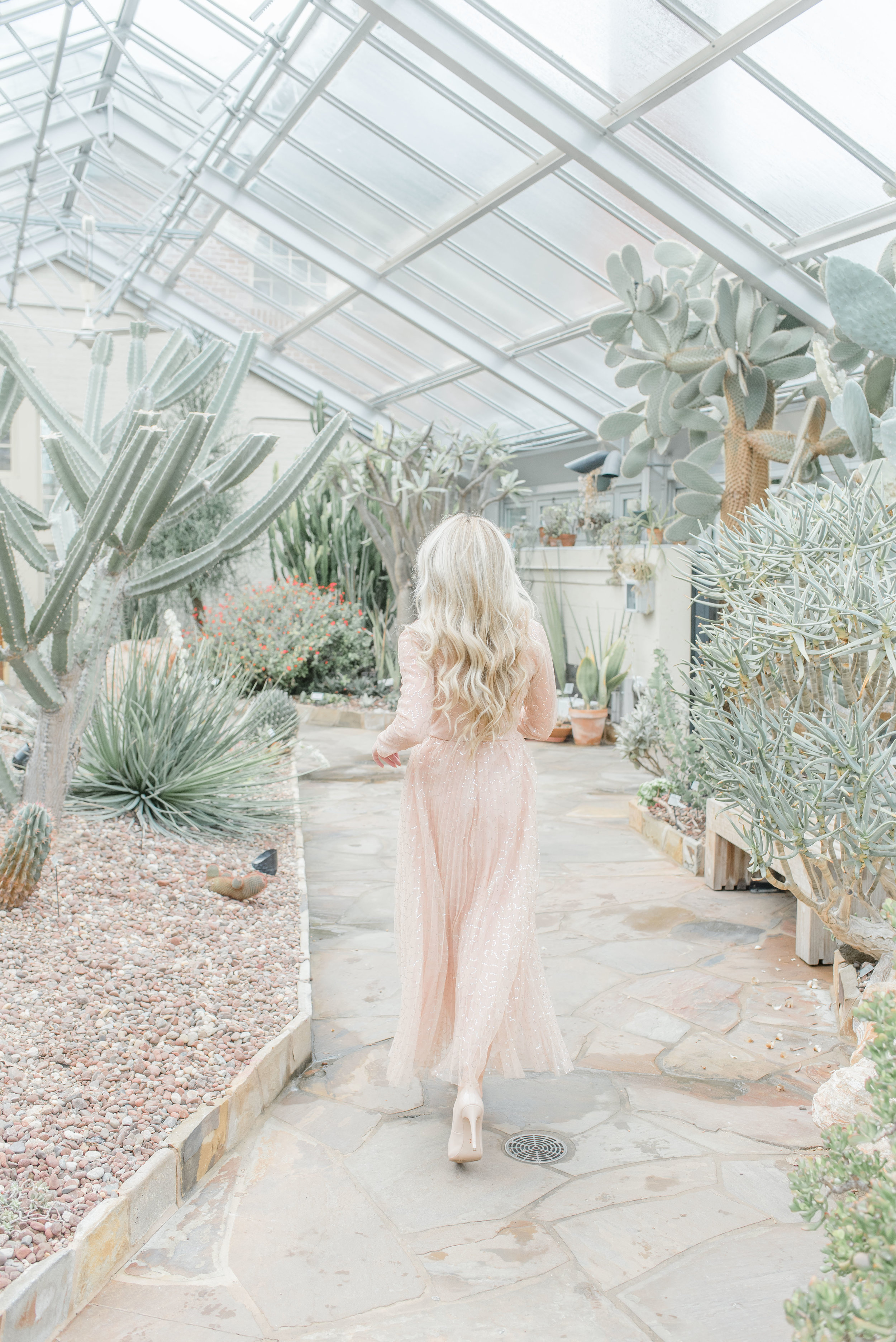 styled spring shoot