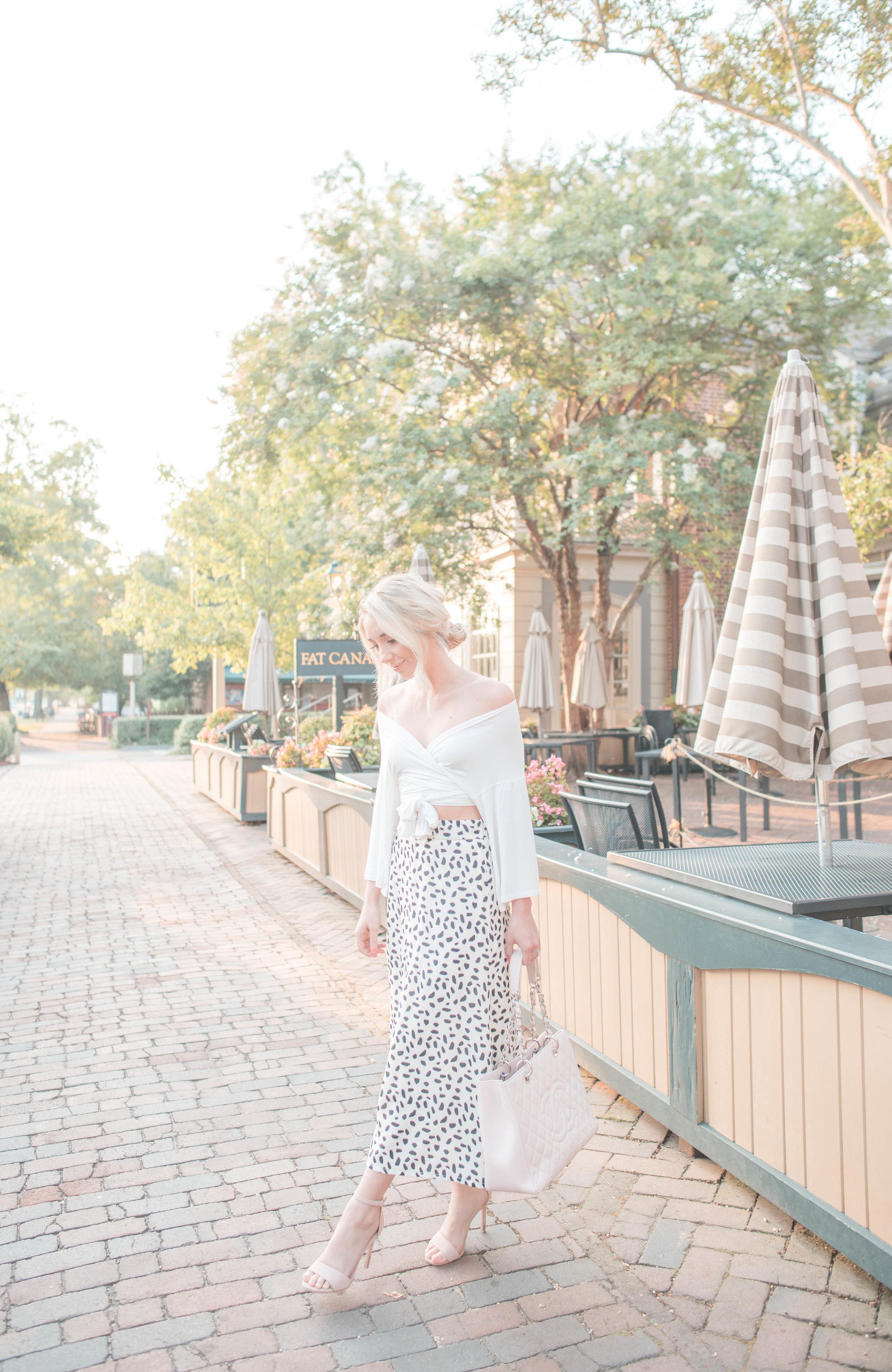 midi skirt for Summer