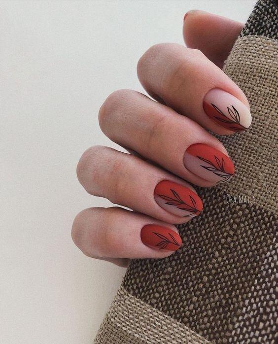 winter nail designs 2019