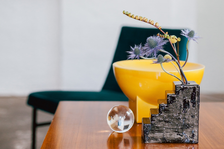 Event Planning:  FvF  / Location:  Zwei Drei Raum  / Photography:  Daniel Far  / Interior Design & Styling:  Wishbone