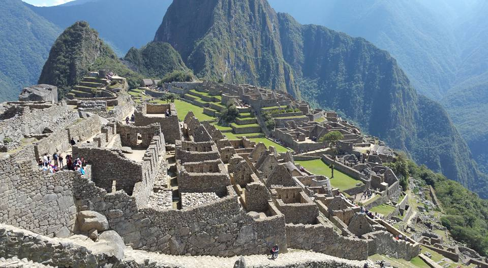 Have you been searching for greater meaning? Does travel help you forget your mundane world? Are certain places intriguing and familiar to you? Are you yearning to follow your heart and reawaken your spirit? Sacredness can be found most anywhere and incorporated into one's daily life  (Ancient Incan City of Machu Picchu,  Peru).