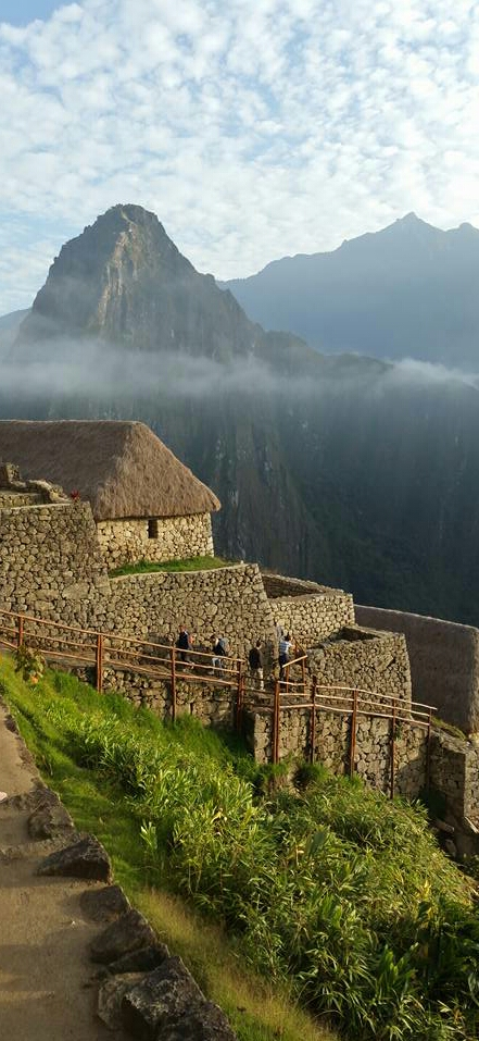 Are you drawn to foreign lands and exotic places? Do your trips often leave you with more questions than answers? Perhaps the guidance you seek is hidden within your dreams and daily life  (Morning Mist at Machu Picchu , Peru).