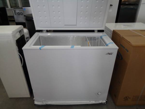 New Chest Freezer @170.00 and UP ( 1 Year Warranty )