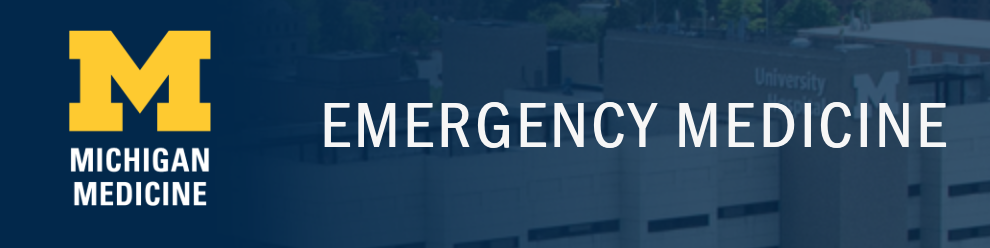 University of Michigan - Emergency Medicine Residency