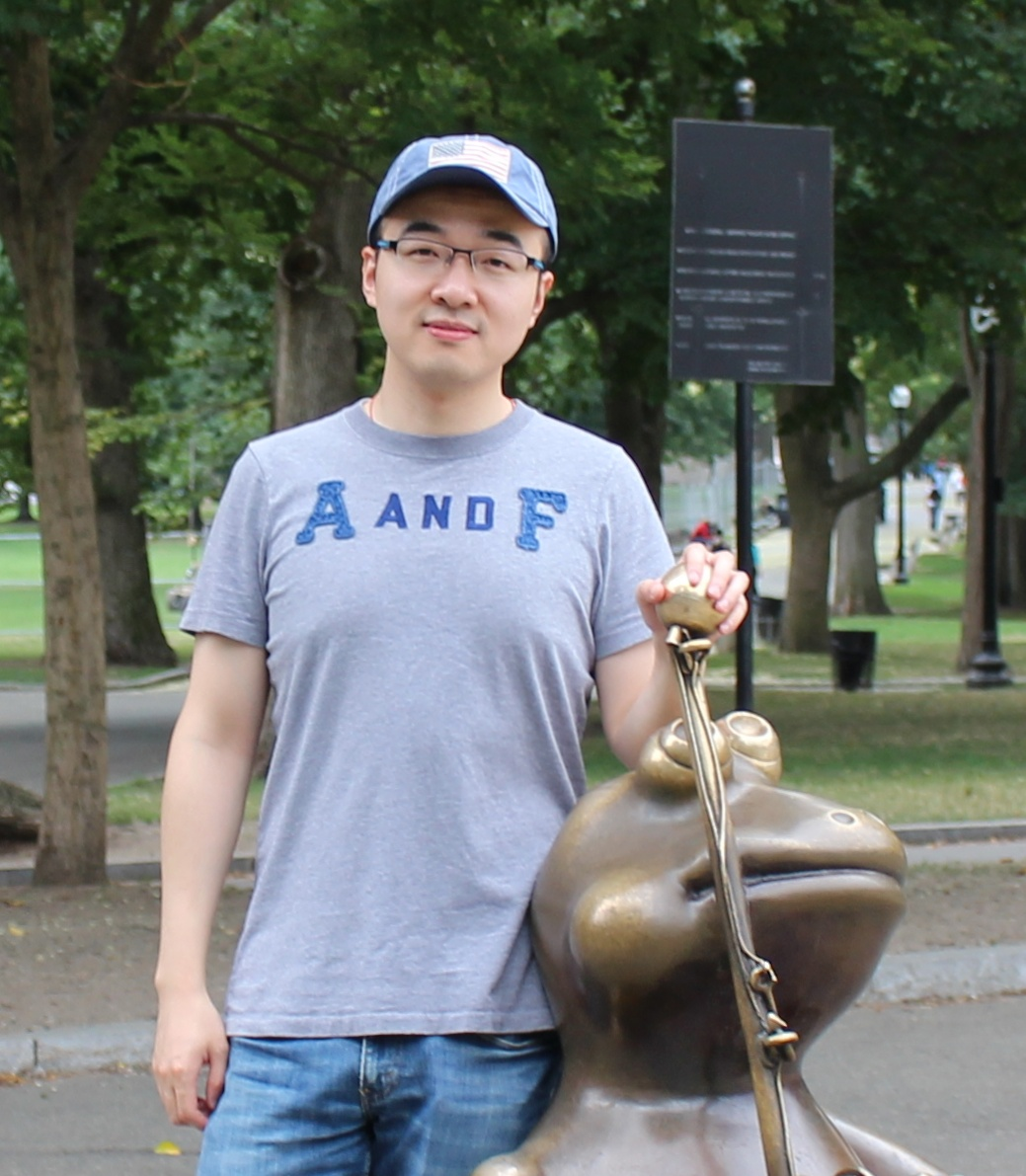Guoqing XiangPostdoctoral Fellow - Guoqing received a B.S. in Pharmacy from China Pharmaceutical University in 2013. As an undergraduate, he was introduced to Neuroscience while learning animal behavioral assays. He joined Virginia Commonwealth University for graduate study and worked on mechanism of an opioid - cannabinoid receptor heteromer in Dr. Diomedes Logothetis' lab. Guoqing joined the Levitz lab in 2019.contact: gux4002@med.cornell.edu