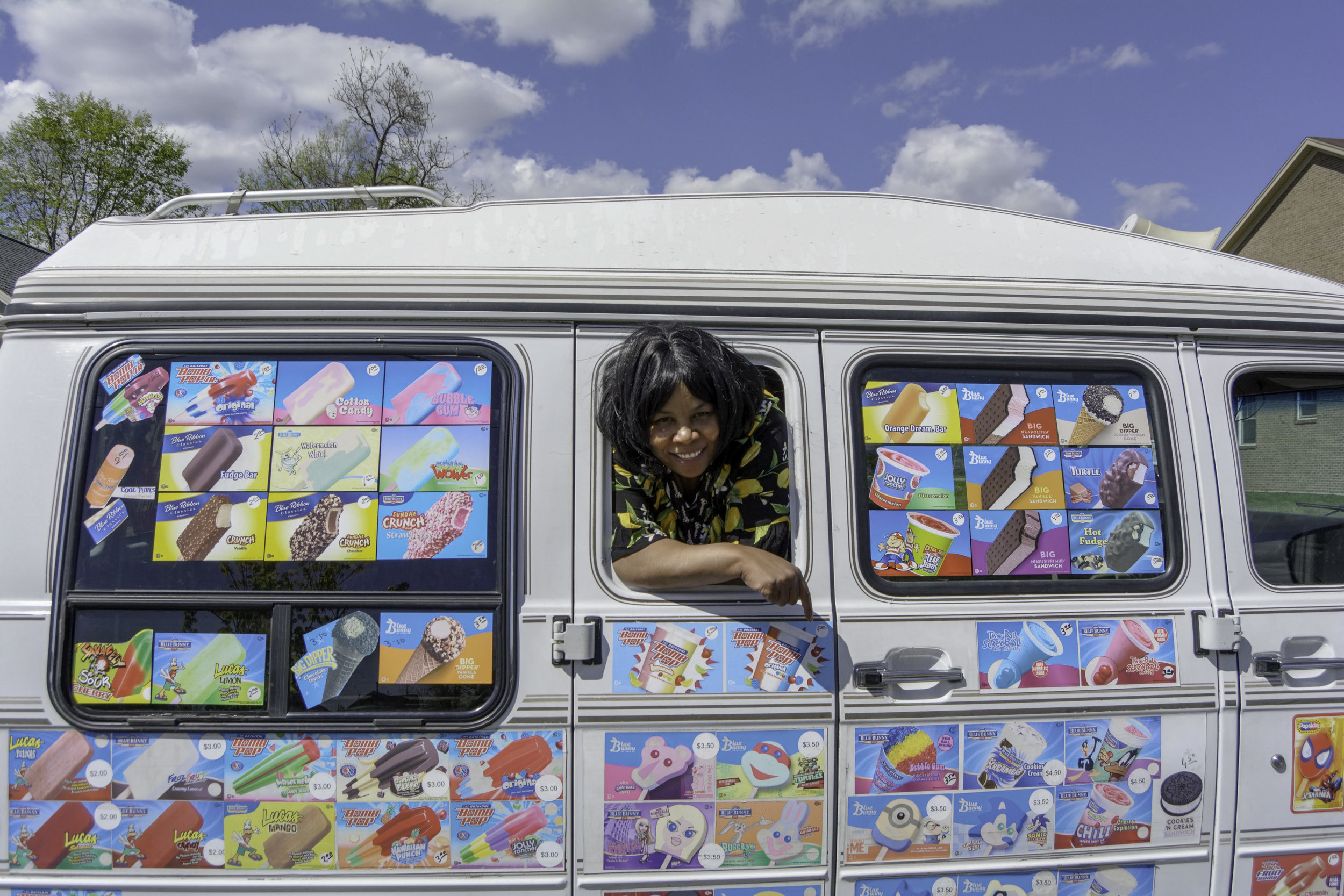 """""""The West End needs more stuff for the youth to do. I ride through the neighborhoods and I see kids with a lot of energy but they don't have a place to release it. We need to focus on making sure that these kids have the best education. We need to read to them and teach them how to read and write. There should also be some fun things for them to do, like putting a play together, letting them do skits and stuff. We have to focus on the children."""" - Cheryl, Russell"""