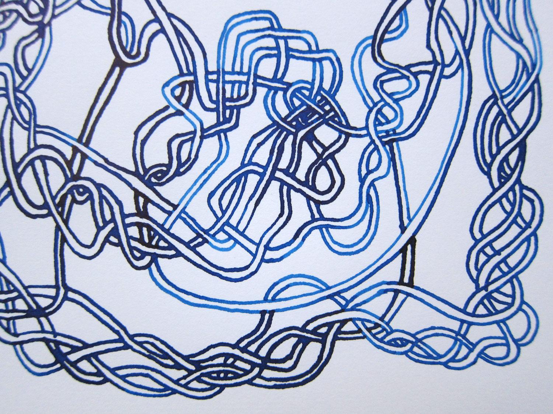(detail) Line Study #5