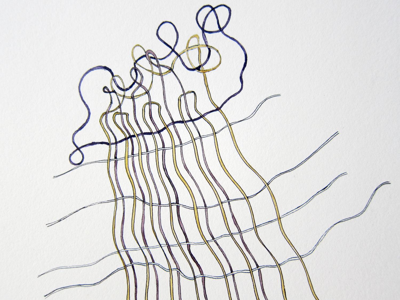 (detail) Line Study #11