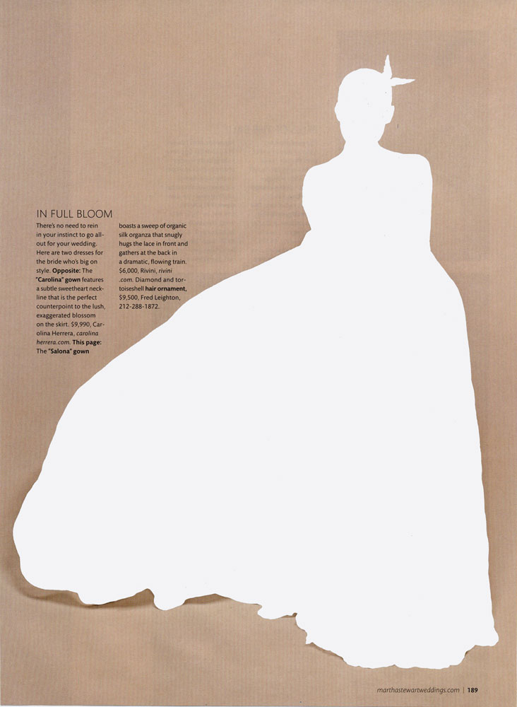 Magazine Bride #8