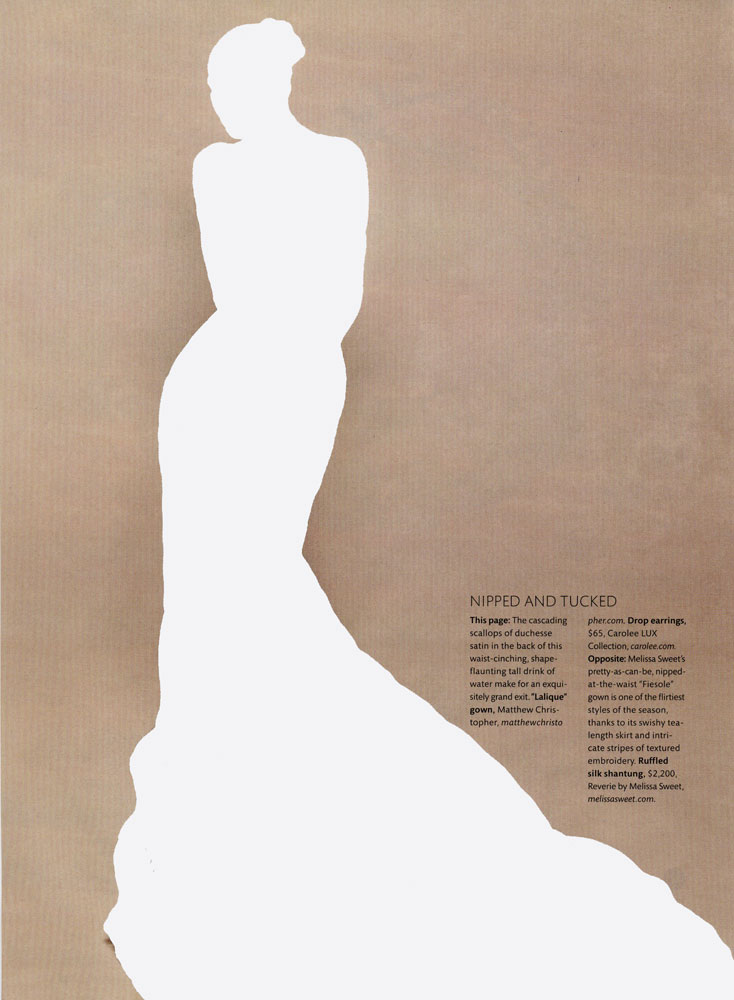 Magazine Bride #12