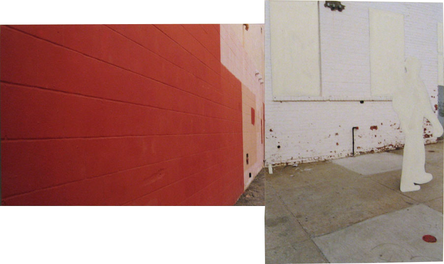 Erasure (wall/ person)