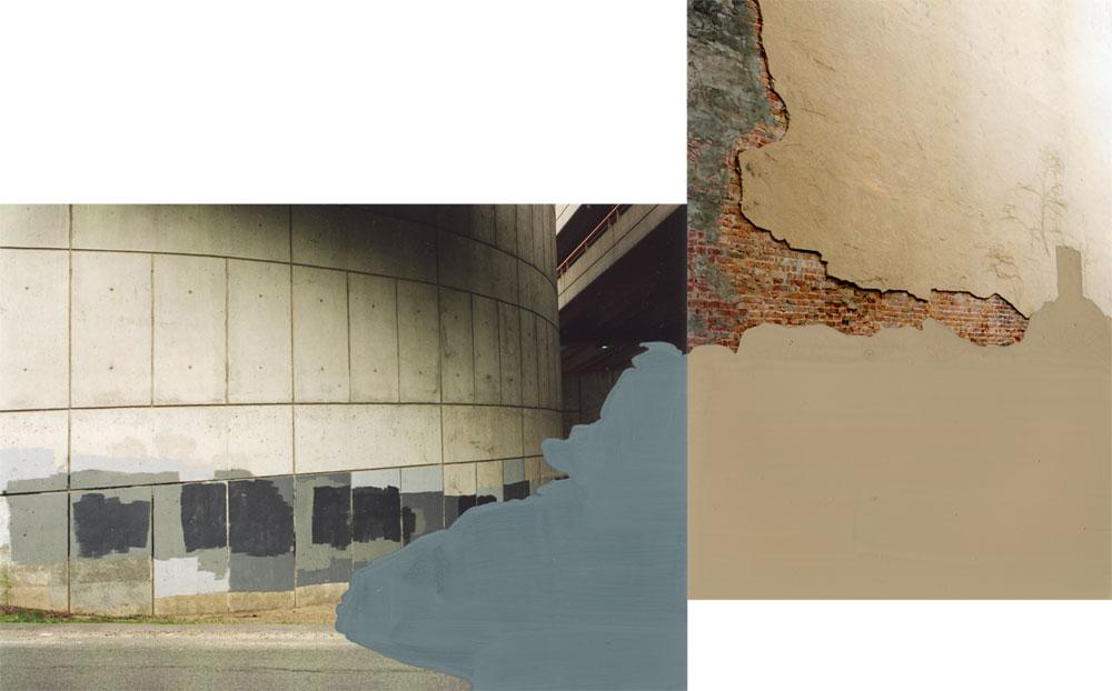 Erasure (person/ wall)