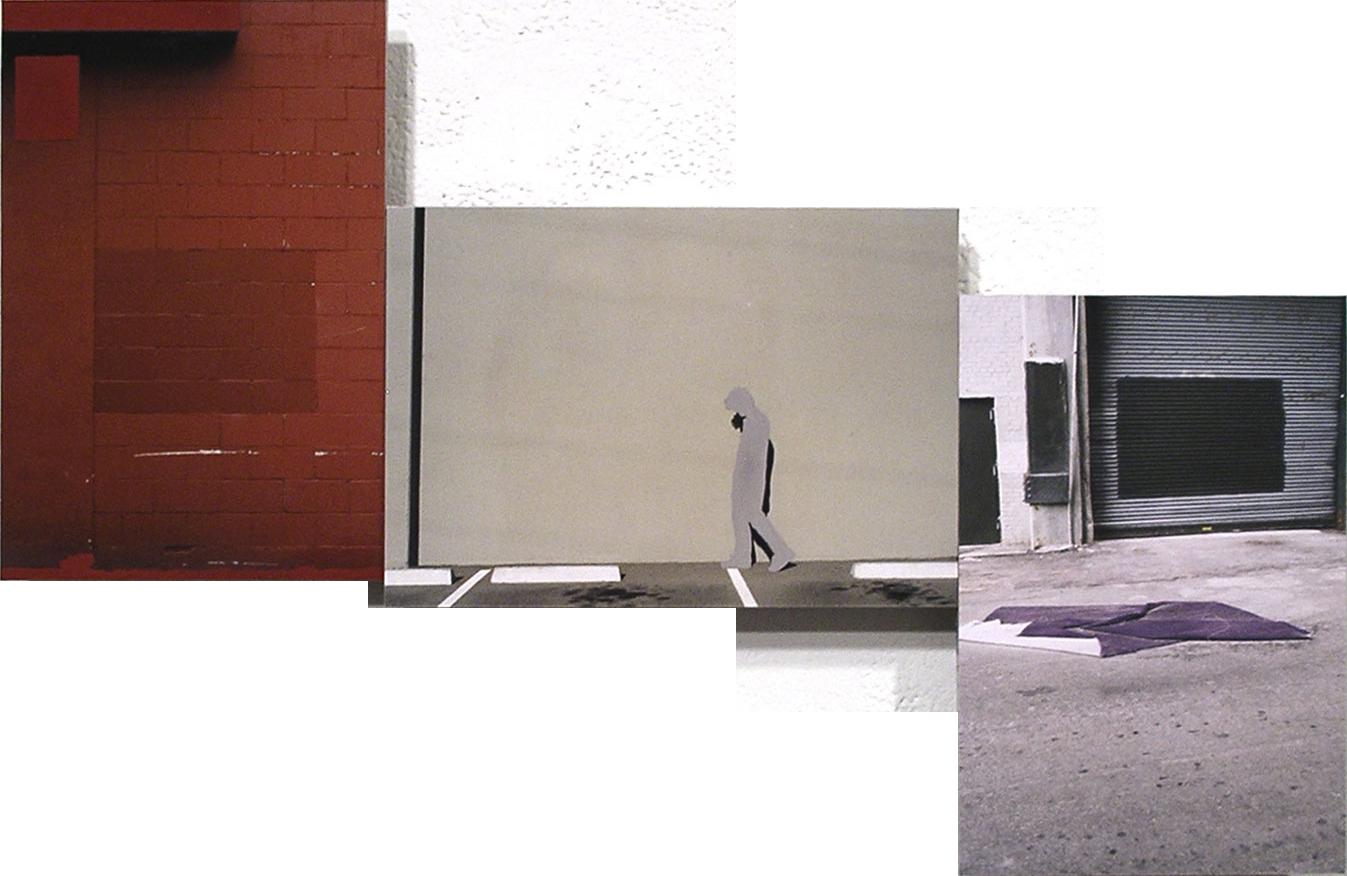 Erasure (wall/ person/ rug)