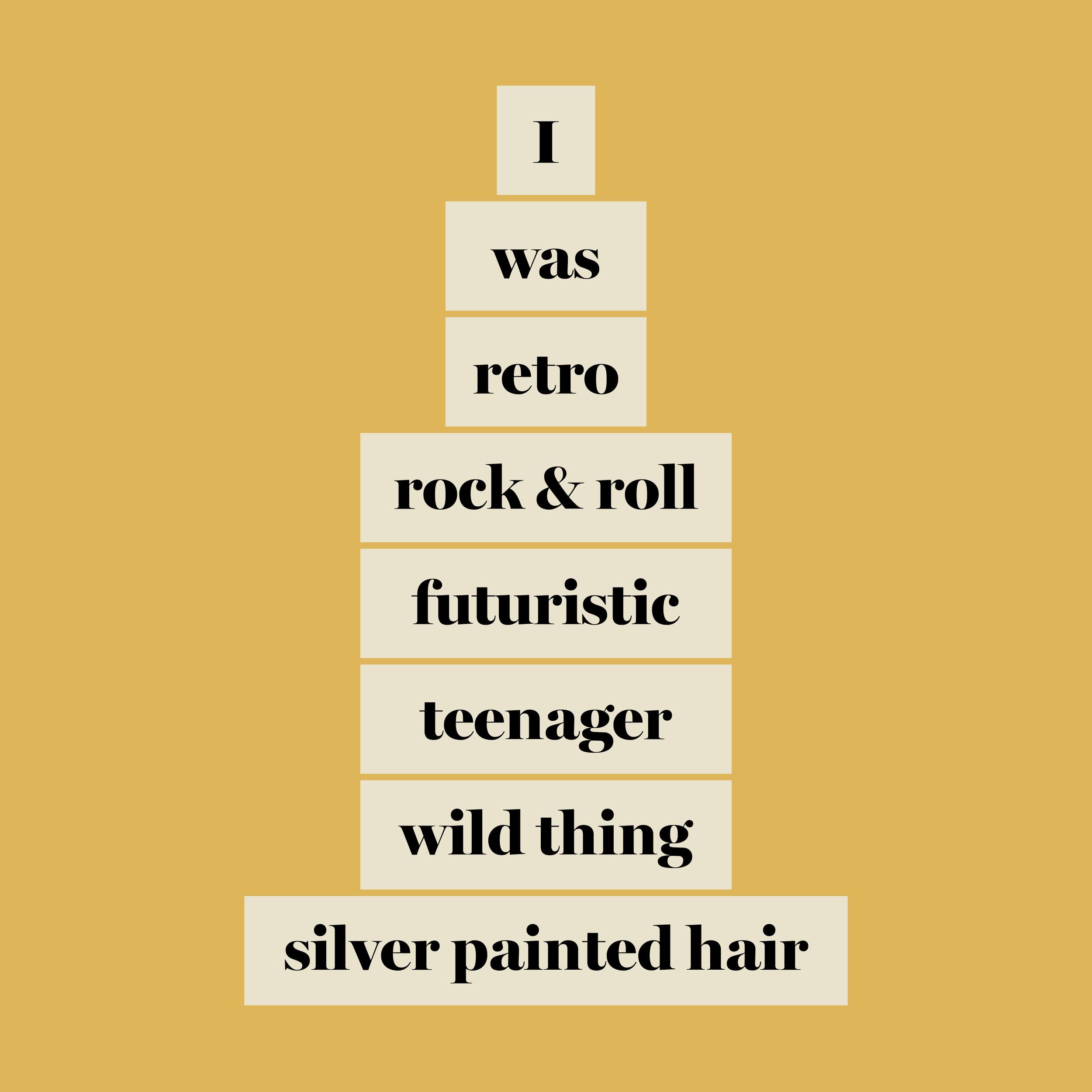 We Were Here, I was retro