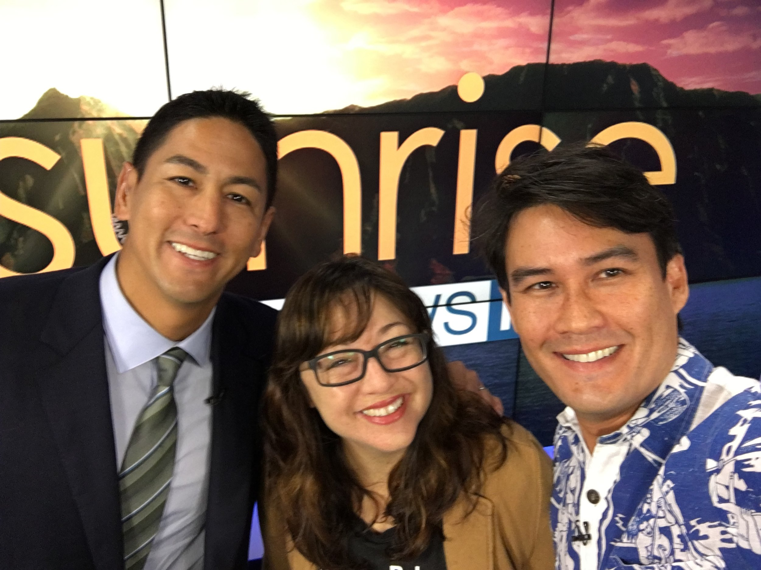 - Mahalo to Hawaii News Now and Steve Uyehara for helping spread the word about OUT OF STATE's upcoming screening at #HIFF37!