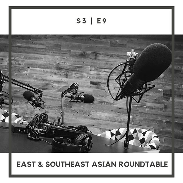 Meet our East & Southeast Asian Roundtable: @stvkwon (American, with South Korean parents), @swang1012 (Chinese-American), @tramlpnguyen13 (Vietnamese-American) and @abceline (Filipino-American)! •  This episode analyzes the many layers of Asian culture pertaining to #colorism, the beauty industry, the growth of media representation and so much more. •  Click the link in our bio to listen and share NOW!