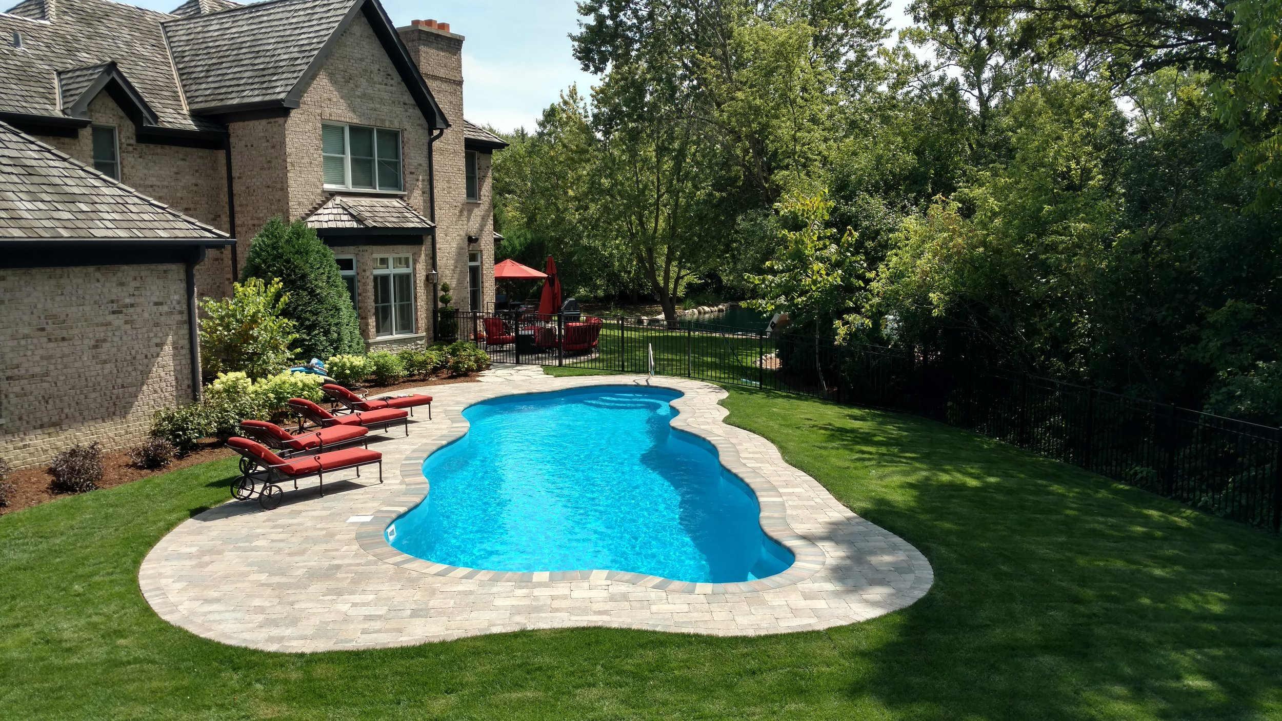 New Pool Paver Overhauls in Chicago, IL