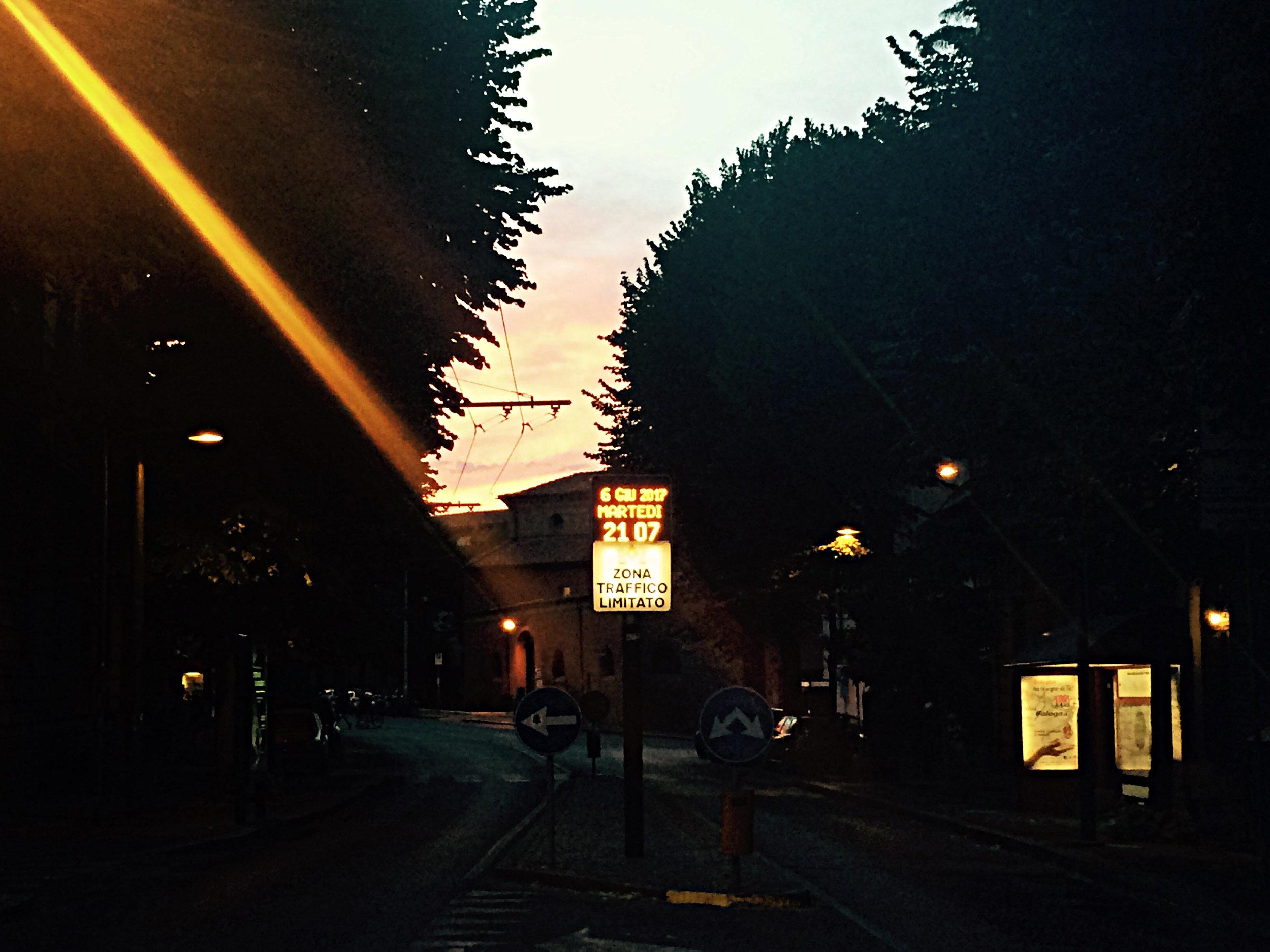 Walking at Night_The Sun Has Set and We Begun to Walk.jpg