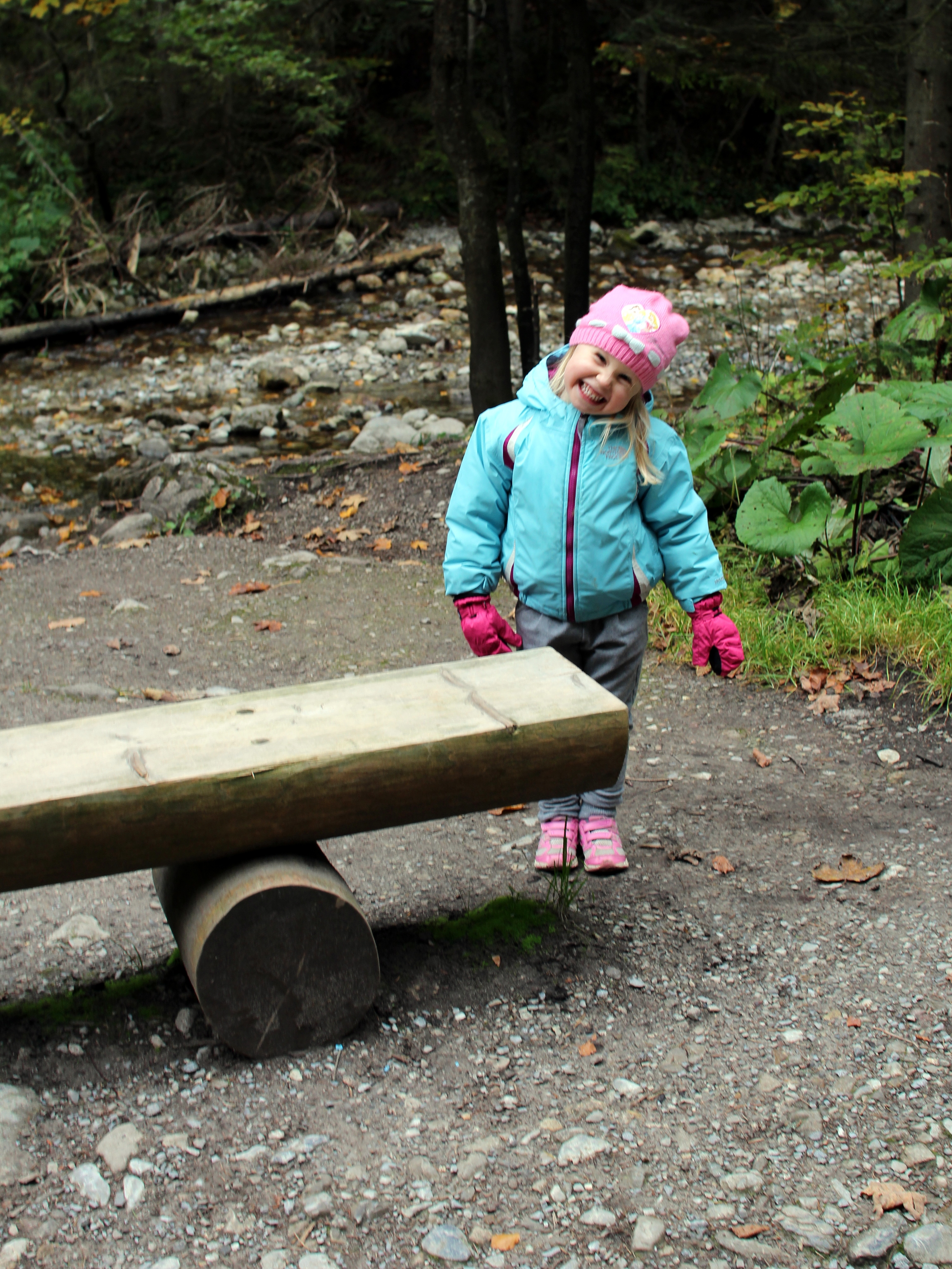 Kate's first hike in Tatra National Park!