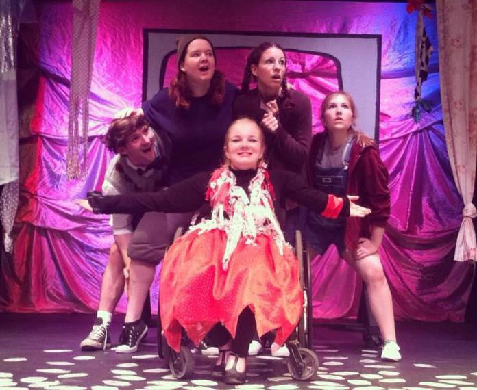 A Fairy-Tale-a-Vision Show!