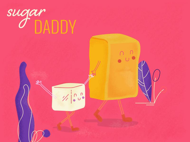 "Ewa Justyna Krzepisz, ""Sugar Daddy"""