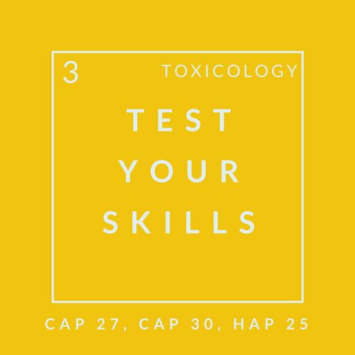 Tox Quiz 3