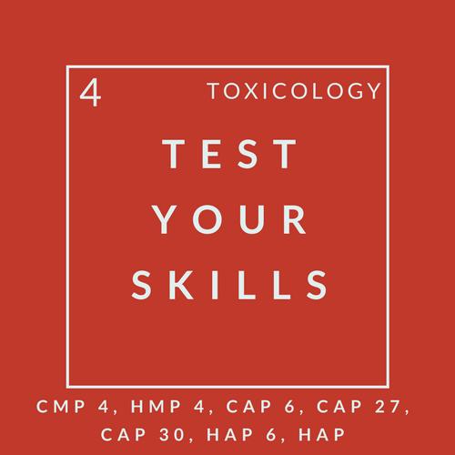 Tox Quiz 4