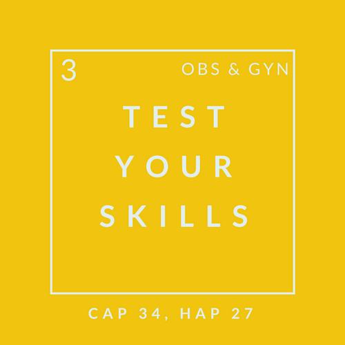 O&G Quiz 3