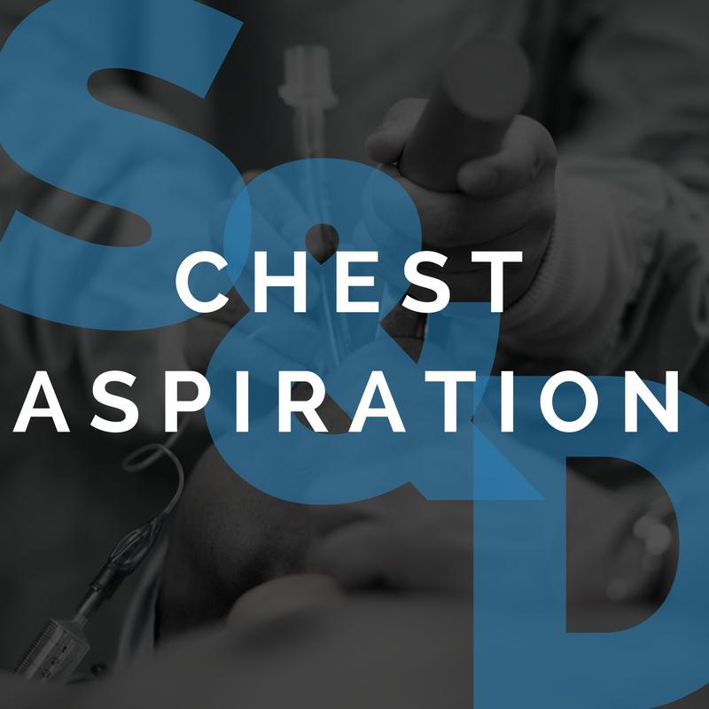 Chest Aspiration Icon