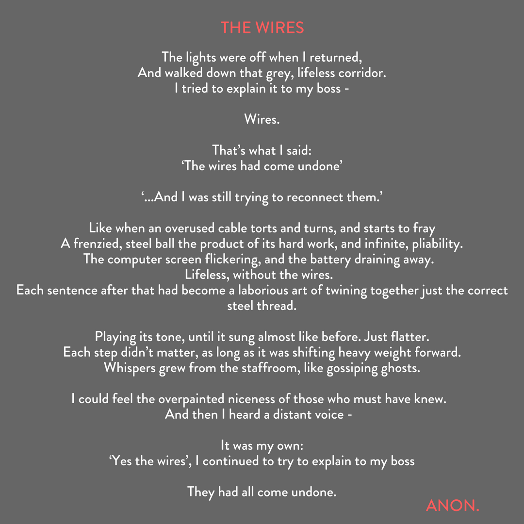 The Wires Poem