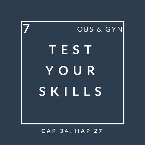 Obs & Gyn Quiz 7