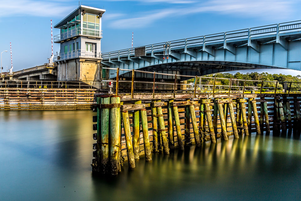 Wrightsville Beach Drawbridge