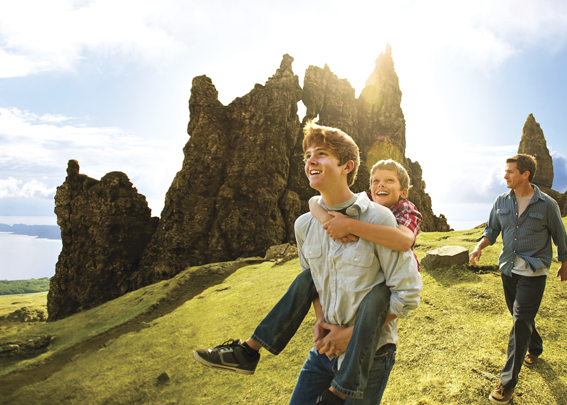 Adventures by Disney - Don't just visit a new location – experience it. Immerse yourself in the sights, sounds, tastes, and colors of your dream destination with Adventures by Disney®