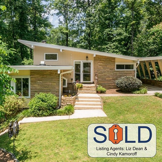 Congratulations to Liz Dean, Cindy Kamoroff, and their clients! • • 1617 Shawnee St, Durham | 4/2.5 | $450,000 • • #inhabitthetriangle #durm #sold #sellingnc #bullcity #inhabitrealestate #LizDean #CindyKamoroff