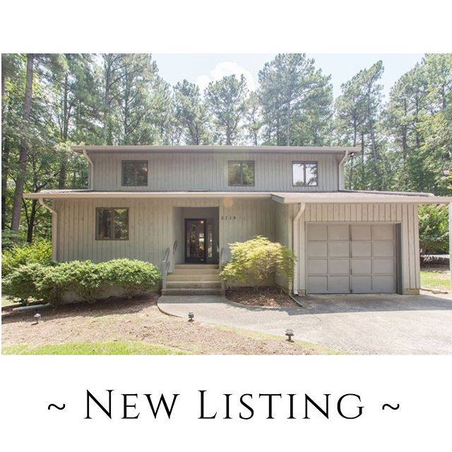NEW LISTING Adrian Brown - - 2719 Old Sugar Rd, Durham | 4/2 | $360,000 - - Open Houses 8/10 Saturday, 2-4pm 8/11 Sunday, 2-4pm - - #inhabitthetriangle #durm #openhouses #newlisting #bullcity #inhabitrealestate #AdrianBrown