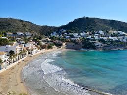 Playa del Portet Moraira